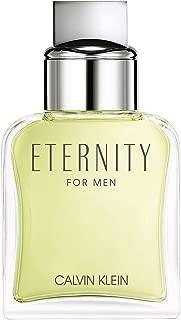 Calvin Klein ETERNITY for Men Eau de Toilette, 1.0 Fl Oz