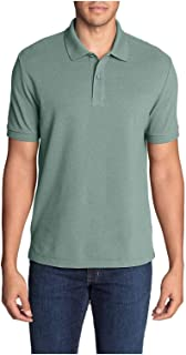 Eddie Bauer Men's Classic Field Pro Short-Sleeve Polo Shirt