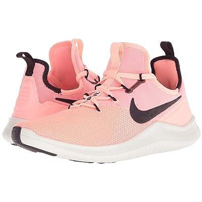 Nike Free TR 8 (Pink Tint/Burgundy Ash/Sail/Aurora Green) Women