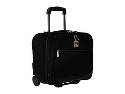 Kenneth Cole Reaction Do You Copy Wheeled Overnighter (Black) Luggage