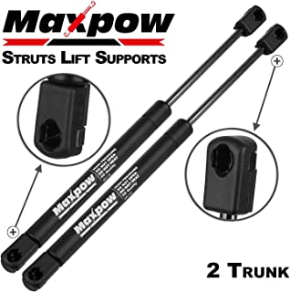 Maxpow Compatible With Dodge Charger 2006-2010/Chrysler Sebring 2001-2006 Without Spoiler 4-Door Trunk Lift Support Struts PM2026 4064 SG414016