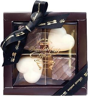 ノルコーポレーション 入浴剤 ギフトセット チョコレートフィズ ブラウンボックス OB-SMG-5-1