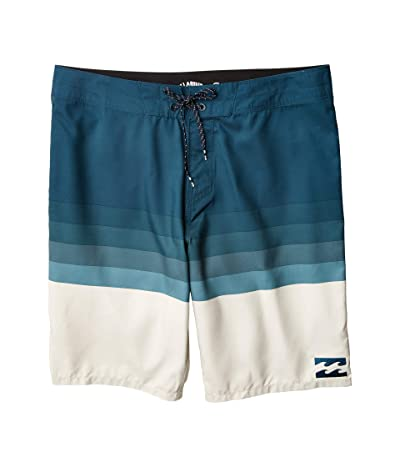 Billabong Platinum Stripe Boardshorts (Navy) Men