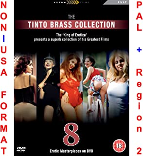 Tinto Brass Collection [REGION 2]