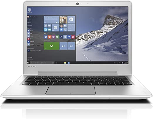 Lenovo ideapad 510S 33 78cm  13 3 Zoll Full HD Anti-Glare  Laptop  Intel Core i7-7500U  3 5GHz  8GB RAM  256GB SSD  Intel HD Grafik 620  Windows 10 Home  wei
