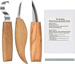 Amazon.es: cuchillos para tallar madera