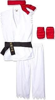 Men's Street Fighter Ryu Costume