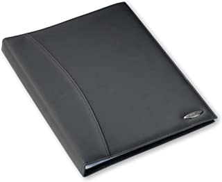 REXEL 2101189 Soft Touch Display Book,36 Pocket