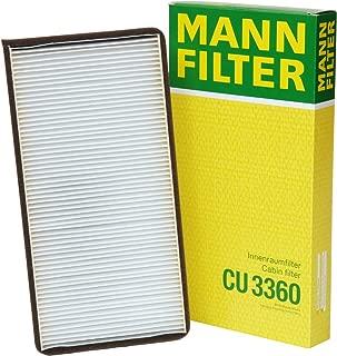 Mann-Filter CU 3360 Cabin Filter for select Porsche models