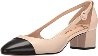two tone slingbacks