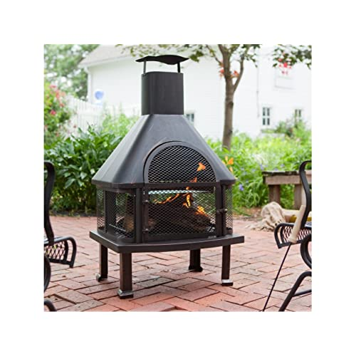 Outdoor Fireplace Kit Amazon Com