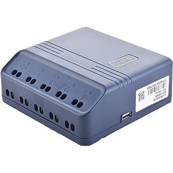 Luminous Plastic Solar Charge Controller 6Amp - Blue, AS02