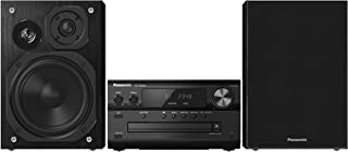 Panasonic SC-PMX80EG-K - Microcadena, 120 W, con Sonido de