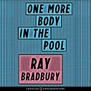 One More Body in the Pool audiobook cover art