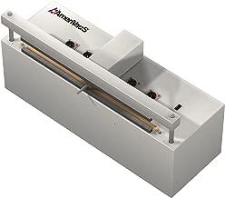 AmeriVacS CAVS-20 Retractable Nozzle Vacuum Sealer with Built-in Air Compressor, 20