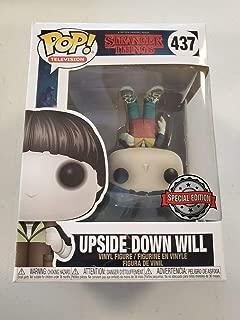 Funko Pop! Stranger Things Upside Down Will Vinyl Figure-Think Geek Exclusive