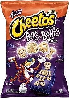 Cheetos Bag Of Bones White Cheddar Snacks - 8oz, pack of 1