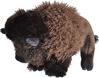 Wild Republic Bison Plush, Stuffed Animal, Plush Toy, Gifts for Kids, Cuddlekins 12 Inches