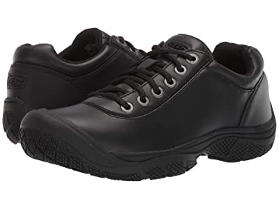 Keen Utility PTC Dress Oxford (Black) Men