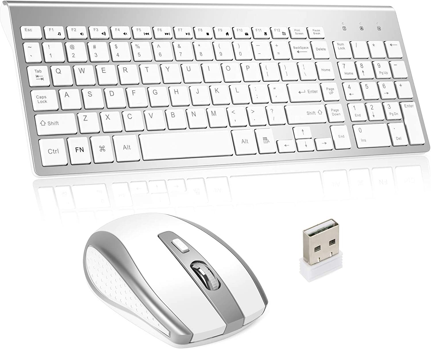 Wireless Brand new Keyboard and Product Mouse with Combos, Windowà Compatible
