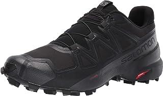 Salomon Shoes Speedcross, Chaussures de Running Compétition Homme, Noir (Noir/Noir/Phantom), 45 1/3 EU