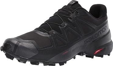 Salomon Men's Speedcross 5 Wide Trail Running Shoe
