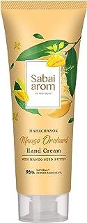 サバイアロム(Sabai-arom) マンゴー オーチャード ハンドクリーム 75g【MAN】【004】