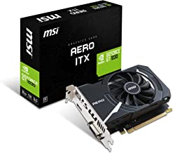 MSI GeForce GT 1030 Aero ITX 2G OC - Tarjeta gráfica (tama