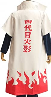 Best naruto 4th hokage cloak Reviews