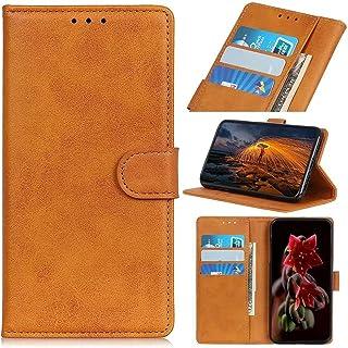Etui Nokia C10/C20, otwierane odporne na wstrząsy skóra PU Nokia C10/C20 portfel etui ochronne z magnetycznym stojakiem na...