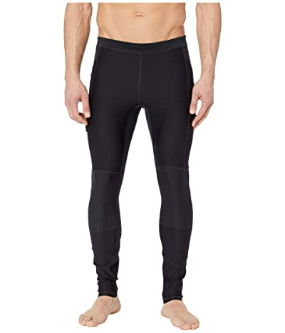 Fjallraven Abisko Trail Tights (Black) Men