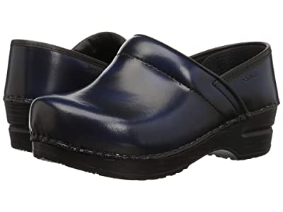 Sanita Professional Cabrio (Blue Brush Off Leather) Women
