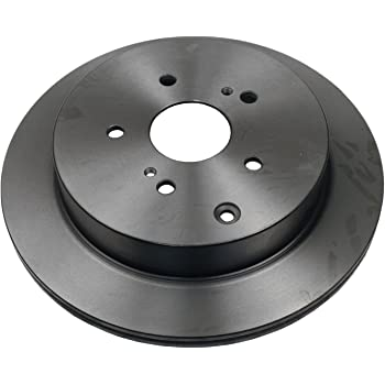 BECKARNLEY 083-3563 Premium Brake Disc