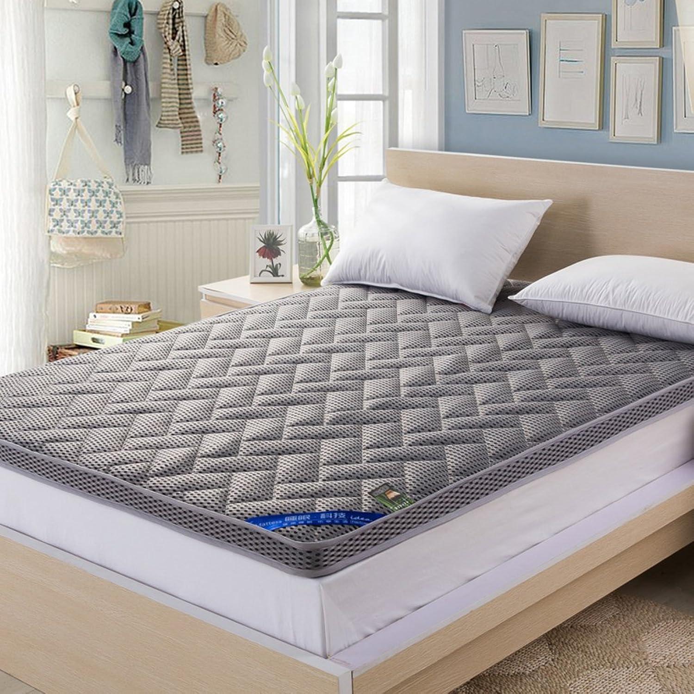 4D Thick Mattress Bamboo Charcoal Mattress Bed Mattress Twin Pads Student Single Mattress Mattress-A 90x200cm(35x79inch)