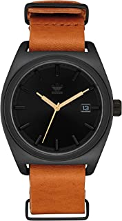 adidas Originals Watches Process_PK2. NATO Premium Horween Leather and NATO Nylon Straps 20mm Width (40mm)