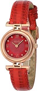[フェンディ] 腕時計 MODA レッド文字盤 F275277BD レディース 並行輸入品 レッド