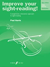 Improve Your Sight-Reading! Violin Level 2 US EDITION (New Ed.)