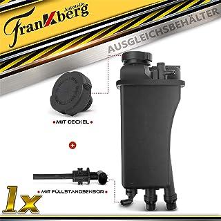 Ausgleichsbehälter Kühlmittelbehälter Mit Deckel und Sensor für 5er E39 520 525 528 530 7er E38 728 Benzin 1995 2004 17 11 1 436 381