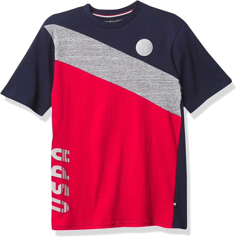 U.S. Polo Assn. Boys' Big Short Sleeve