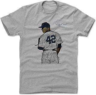 500 LEVEL Mariano Rivera Shirt - Vintage New York Baseball Men's Apparel - Mariano Rivera Sig