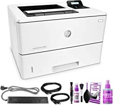 $499 » HP Laserjet Pro M501dn Monochrome Laser Printer - with Extra Extension Cables - Surge Protector - Productivity Bundle