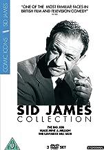 Sid James Collection Comic Icons