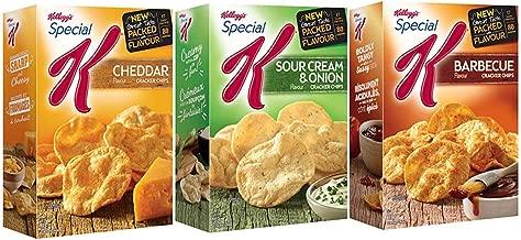 Best kellogg's cracker chips sour cream Reviews