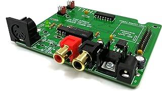 ExcelValley - Waveblaster Tarjeta Interfaz MIDI Módulo Wavetable Sonora DB50XG NEC XR385 Tipo