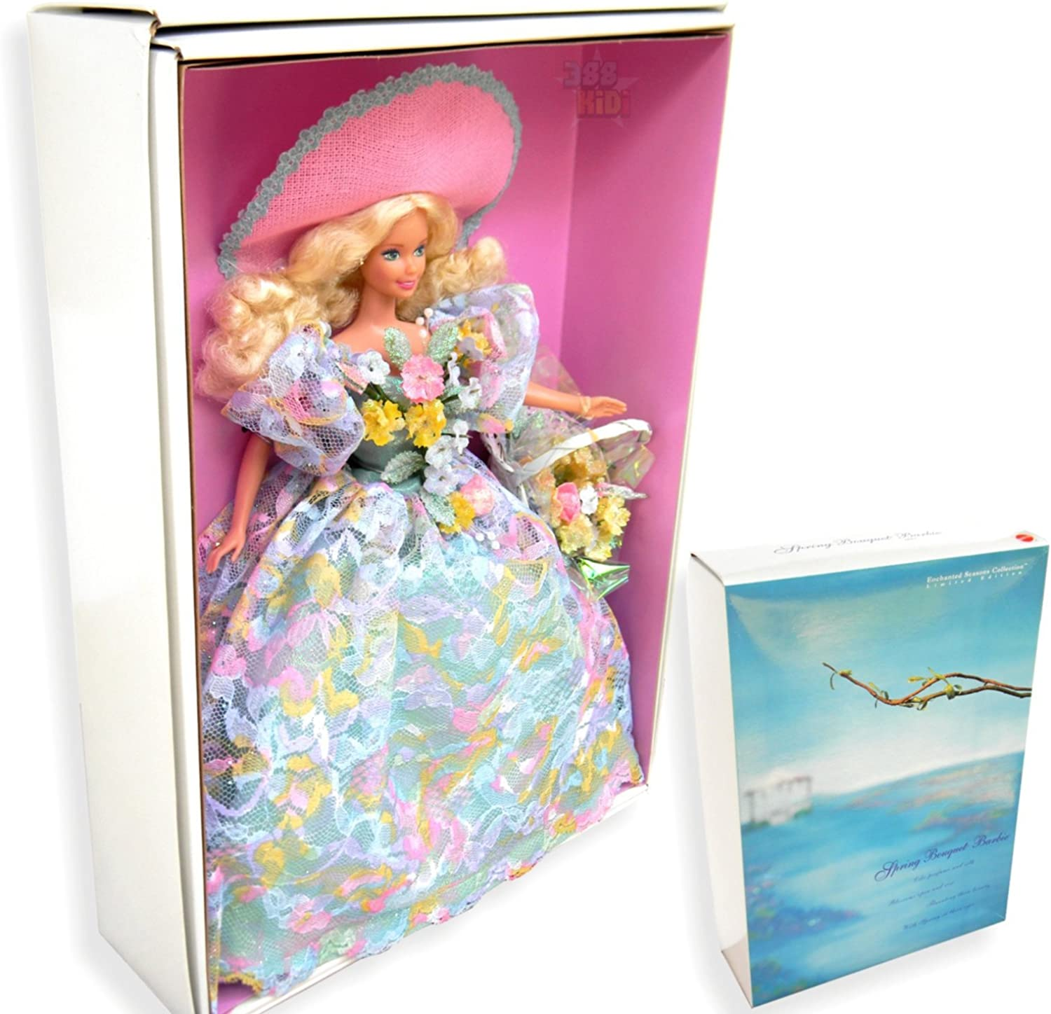 precios mas baratos Barbie 1994 Spring Spring Spring Bouquet, Enchanted Season Collection  conveniente