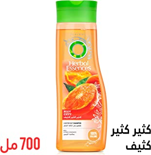 Herbal Essences Body Envy Lightweight Shampoo with Citrus Essences 700 ml
