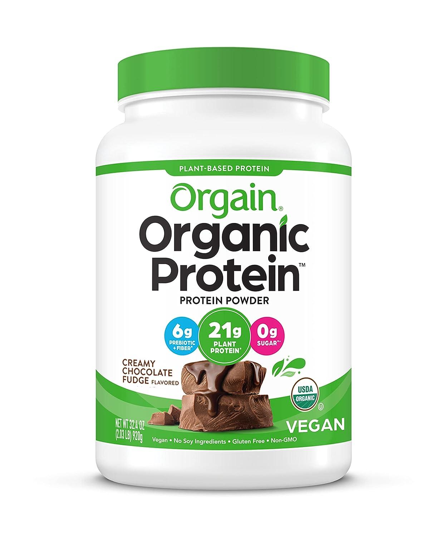 Orgain 2.03lb Organic Plant Based Protein Powder  $15.01 Coupon