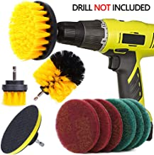 Best scrubbing pads for drill Reviews