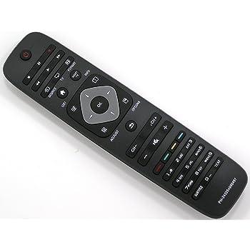 Ersatz Fernbedienung für Philips TV Fernseher 50PFL5038K//1250PFL5038T//12
