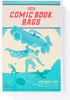 Best ultra pro resealable comic bags Reviews